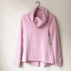 NWT Balance Collection pink sweater size S